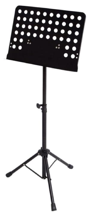 Accessoire pour Musicien - Orchestra Music Stand with Large Tablet - Accessoire - di-arezzo.co.uk