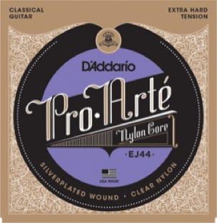 Cordes pour Guitare Classique - ADDARIO PRO ARTE String Set - VERY STRONG Pulling - Accessoire - di-arezzo.com
