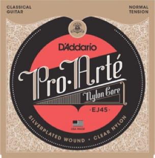 Cordes pour Guitare Classique - ADDARIO PRO ARTE String Set - NORMAL tie - Accessoire - di-arezzo.com