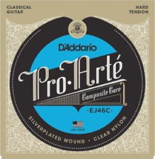 Cordes pour Guitare Classique - ADDARIO PRO ARTE COMPOSITE Rope Set - Heavy Duty - Accessoire - di-arezzo.co.uk