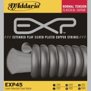 Cordes pour Guitare Classique - ADDARIO EXP String Set - NORMAL Drawn - Accessoire - di-arezzo.co.uk