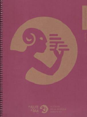 Cahier de Musique à spirale, 14 portées par page - laflutedepan.com