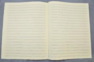 Papier à Musique - ミュージックペーパー - 20スパン - イエス・フォーマット - Papier - di-arezzo.jp