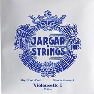 Cordes pour Violoncelle - LA JARGAR Rope - CLASSIC - MEDIUM tie for VIOLONCELLE - Accessoire - di-arezzo.co.uk