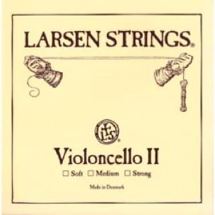 Cordes pour Violoncelle - RE LARSEN Medium String for VIOLONCELLE - Accessoire - di-arezzo.co.uk