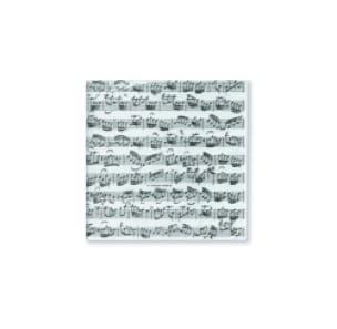 Cadeaux - Musique - Toallas de papel - BACH - Accessoire - di-arezzo.es