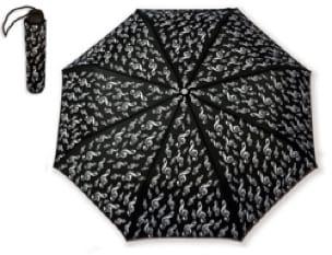 Cadeaux - Musique - Small Umbrella BLACK - SOLID KEY - Accessoire - di-arezzo.com