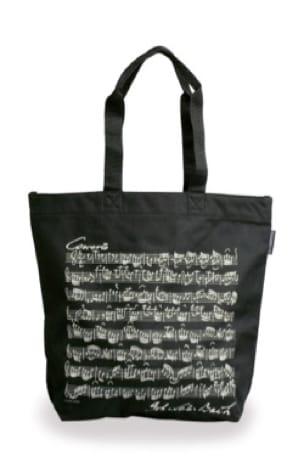 Cadeaux - Musique - Shopping bag - BLACK - BACH - Accessoire - di-arezzo.com