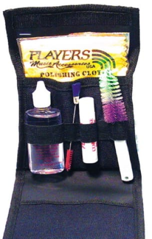 Accessoire pour Clarinette - PLAYERS maintenance kit for Ebonite CLARINET - Accessoire - di-arezzo.co.uk