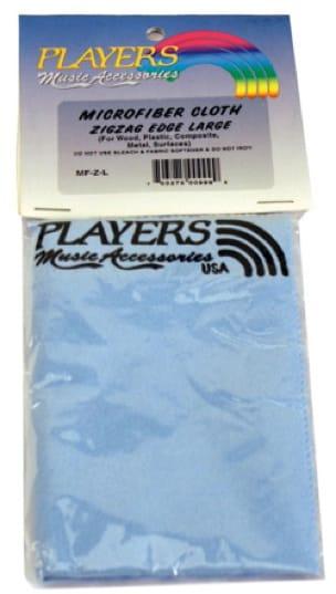 Accessoire pour Clarinette - Large size microfiber cloth PLAYERS - Accessoire - di-arezzo.co.uk