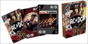 Jeu Musical - AC / DC Card Game - Accessoire - di-arezzo.co.uk
