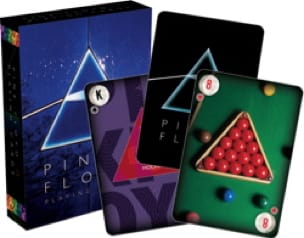 Jeu Musical - PINK FLOYD Card Game - DARK SIDE OF THE MOON - Accessoire - di-arezzo.co.uk