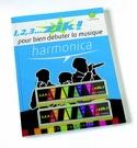1,2,3... ZIK ! HARMONICA - Jeu musical pour enfant - laflutedepan.com