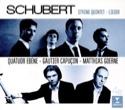 SCHUBERT : Quintette et Lieder Franz SCHUBERT laflutedepan.com