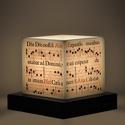 Lampe - Sainte-Cécile Cadeaux - Musique Accessoire laflutedepan.com