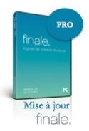 Logiciel FINALE 25 - MISE A JOUR - LabPack 5 Postes et + laflutedepan.com