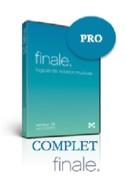 Logiciel FINALE 25 - COMPLET - LabPack 6 Postes et + laflutedepan.com