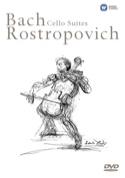 6 Suites pour Violoncelle - 2 DVDs - ROSTROPOVITCH laflutedepan.com