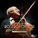 Le Violoncelle du Siècle - Mstislav ROSTROPOVITCH - laflutedepan.com