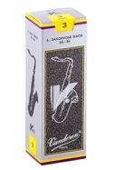 Boite de 5 anches VANDOREN série V.12 pour SAXOPHONE TENOR force 3 - laflutedepan.com