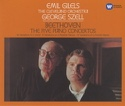 Beethoven: les 5 Concertos pour Piano Emil GILELS laflutedepan.com