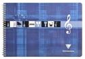 Cahier de Musique CLAIREFONTAINE - Format italien laflutedepan.com