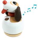 Boîte à Musique Toutou Le Chien - laflutedepan.com