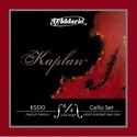 Corde seule : MI Violon KAPLAN GOLDEN SPIRAL solo à boucle - Tirant MOYEN laflutedepan.com