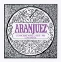 JEU de Cordes pour Guitare ARANJUEZ AR700 Jeu Concert gold faible tirant - laflutedepan.com