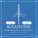 JEU de Cordes pour Guitare AUGUSTINE bleu tirant fort - laflutedepan.com