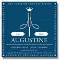 JEU de Cordes pour Guitare AUGUSTINE bleu impérial tirant fort - laflutedepan.com