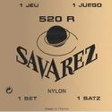 JEU de Cordes pour Guitare SAVAREZ 520R laflutedepan.be