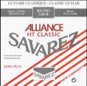 JEU de Cordes pour Guitare SAVAREZ ALLIANCE ROUGE tirant standard laflutedepan.com