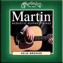 JEU de Cordes pour Guitare MARTIN FOLK Bronze extra light - 10-47 - laflutedepan.com