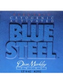 DEAN MARKLEY BLUE STEEL™ JEU de Cordes pour Guitare Nickel Steel Regular - 09-42 laflutedepan.com