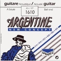 JEU de Cordes pour Guitare ARGENTINE jeu à boule Extra Light 010-045 laflutedepan.com