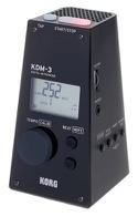 KDM-3 KORG Noir Métronome Electronique Accessoire laflutedepan.com
