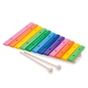 Xylophone couleur - 12 notes New Classic Toys laflutedepan.com
