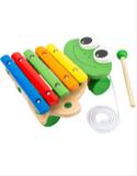 Xylophone Grenouille Jeu musical pour enfant laflutedepan.com