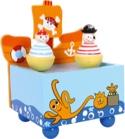 Boîte à musique Pirates Jeu musical pour enfant laflutedepan.com