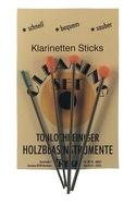 Kit d'entretien - cotons-tiges pour cheminées de clarinette REKA laflutedepan.com