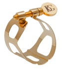 Ligature BG-L40 Tradition vernie or Saxophone Ténor - laflutedepan.com