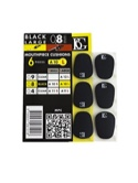 Protège bec BG-A10L noir large 0.8mm vendu par 6 exemplaires laflutedepan.com