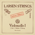 Corde de LA LARSEN Solist Edition Doux pour VIOLONCELLE laflutedepan.com