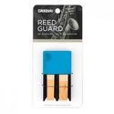 Porte-anche bleu D'Addario Woodwinds pour Clarinette et Saxophone alto (4 anches - laflutedepan.com