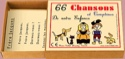 66 Chansons et comptines Jeu musical pour enfant laflutedepan.com