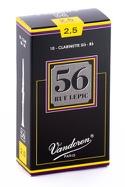 Vandoren CR5025 - Anches LEPIC Clarinette Si bémol 2.0 - laflutedepan.com