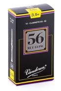Vandoren CR5035+ - Anches LEPIC Clarinette Si bémol 3.5+ - laflutedepan.com