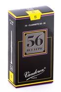 Vandoren CR505 - Anches LEPIC Clarinette Si bémol 5.0 - laflutedepan.com