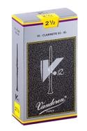 Vandoren CR1925 - Anches V12 Clarinette Si bémol 2.5 - laflutedepan.com
